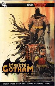 Batman: Streets of Gotham - Leviathan Graphic Novel