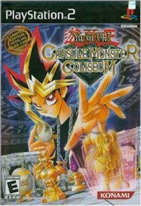 Yu-Gi-Oh! Capsule Monster Coliseum (PS2)