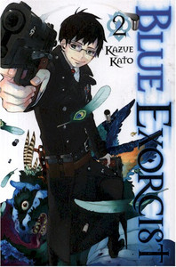 Blue Exorcist Graphic Novel Vol. 02