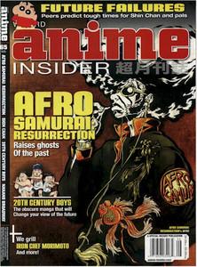 Anime Insider Magazine #65 February 2009