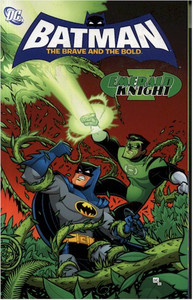 Batman: Brave & the Bold - Emerald Knight Graphic Novel