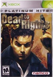 Dead to Rights (XBOX) (Used)