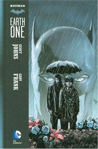 Batman: Earth One Graphic Novel (Hardcover)