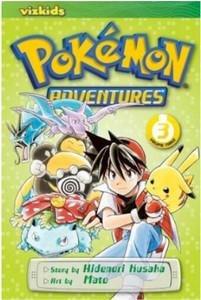Pokemon Adventures Graphic Novel Vol. 03