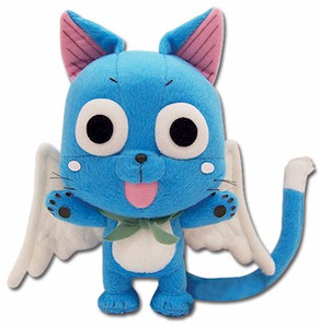 Fairy Tail Plush Doll - Happy