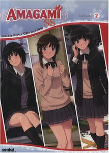 Amagami SS DVD Collection 2
