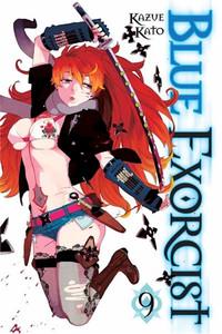 Blue Exorcist Graphic Novel Vol. 09