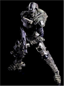 Starship Troopers Invasion Play Arts Kai - Hero