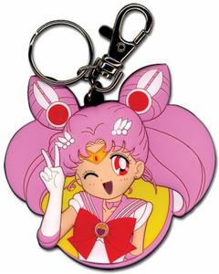 Sailor Moon Keychain - Chibi Moon Style #36516