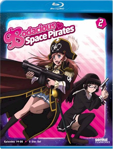 Bodacious Space Pirates Blu-ray Collection 2