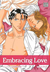 Embracing Love Graphic Novel (2-in-1) Vol. 2