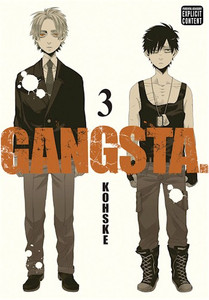 Gangsta. Graphic Novel Vol. 03