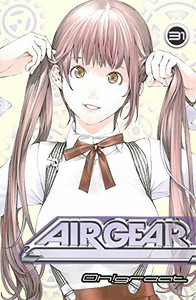 Air Gear Graphic Novel 31