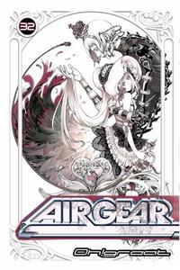 Air Gear Graphic Novel 32