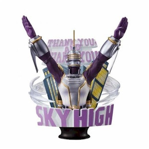 Tiger & Bunny Chess Piece Collection 1 - Sky High