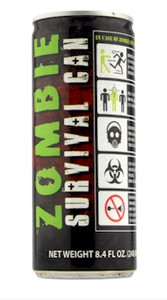 Energy Drink - Zombie Survival