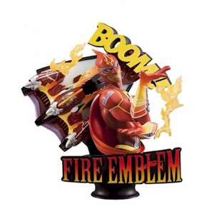 Tiger & Bunny Chess Piece Collection 1 - Fire Emblem