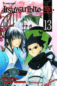 Itsuwaribito Graphic Novel Vol. 13