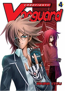 Cardfight!! Vanguard Graphic Novel Vol. 04