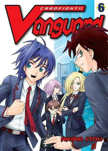 Cardfight!! Vanguard Graphic Novel Vol. 06