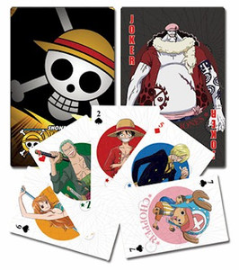 One Piece Playing Cards #2