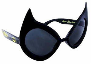 Batman Sun-staches Sunglasses - Catwoman
