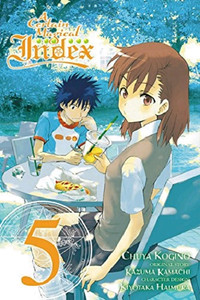 A Certain Magical Index Graphic Novel 05