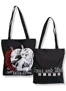 Spice and Wolf Hand Bag - Holo (Black)