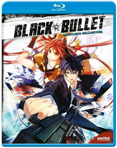 Black Bullet Blu-ray Complete Collection