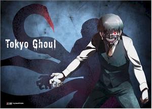 Tokyo Ghoul Wallscroll - Kaneki Kagune (Long)