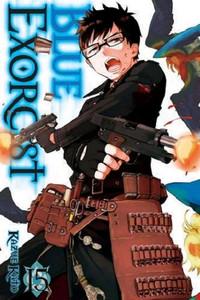 Blue Exorcist Graphic Novel Vol. 15
