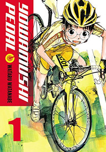 Yowamushi Pedal Graphic Novel 01