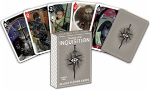 Dragon Age: Inquisition Playing Cards II