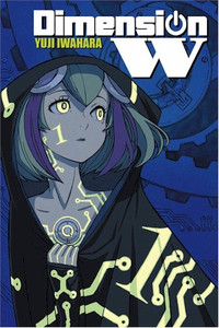 Dimension W Graphic Novel 01