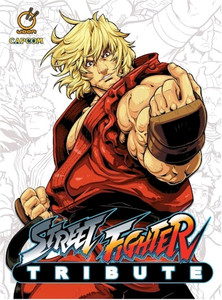 Street Fighter Tribute (HC) (Used)