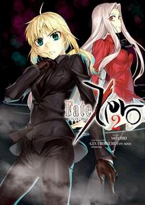Fate/Zero Graphic Novel 02