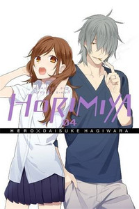 Horimiya Graphic Novel 04