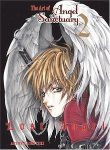 Angel Sanctuary the Art of Art Book 02 Lost Angel