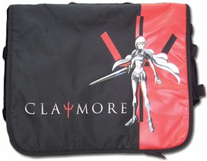 Claymore Messenger Bag - Clare (Black)