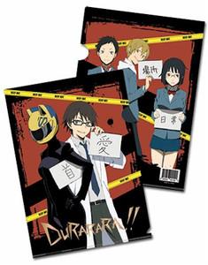 Durarara!! File Folder - Cast
