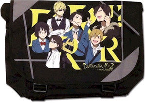 Durarara!! Messenger Bag - Group
