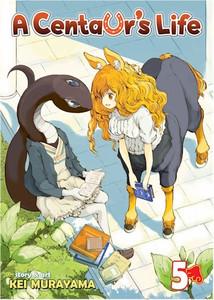 A Centaur's Life Graphic Novel 05