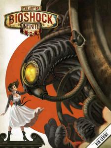 Art of BioShock Infinite Art Book (HC)