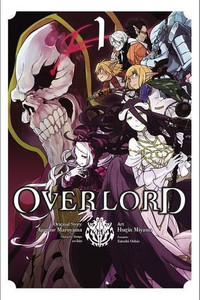 Overlord Graphic Novel 01
