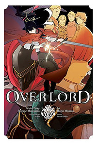 Overlord Graphic Novel 02