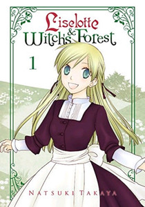 Liselotte & Witch's Forest Graphic Novel 01