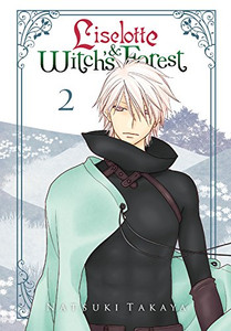 Liselotte & Witch's Forest Graphic Novel 02