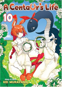 A Centaur's Life Graphic Novel 10