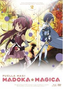 Madoka Magica DVD Vol. 2