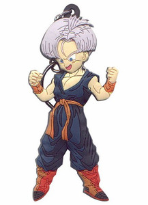 Dragon Ball Z PVC Keychain - Trunks